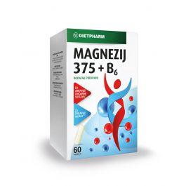 Dietpharm Magnezij 375 + B6