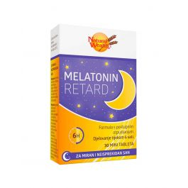 Natural Wealth Melatonin Retard