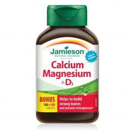 JAMIESON CA+MG+Vitamin D3