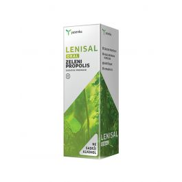 Yasenka Lenisal oral zeleni propolis sprej