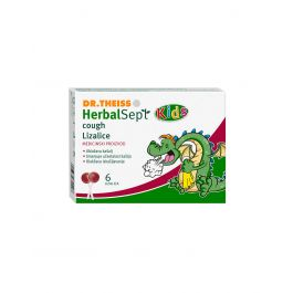 HerbalSept Kids cough lizalice