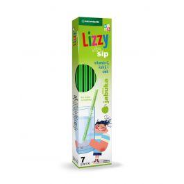 Dietpharm Lizzy vita sip kids vitamin C, kalcij i cink