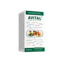 Pharmoval Avital