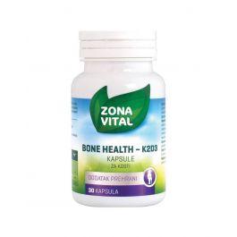 Zona Vital Bone Health K2D3 kapsule za kosti (ROK 04/21)