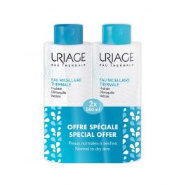 Uriage Duo pakiranje  Micelarna voda za čišćenje normalne/suhe kože