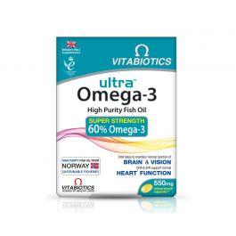 Vitabiotics Ultra Omega 3