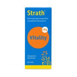 STRATH VITALITY – plazmolizirani biljni kvasac s magnezijem, 100 tableta