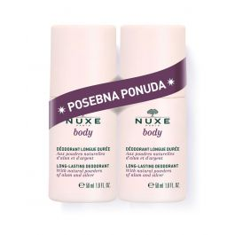 Nuxe dezodorans s dugotrajnim djelovanjem duo pakiranje