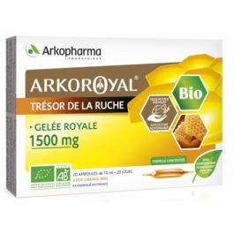 Arkoroyal® Gelee Royale Bio 1500 mg
