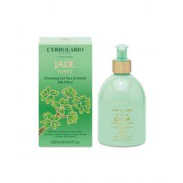 L'Erbolario Giada di albero (žad) gel za čišćenje ruku i lica