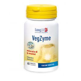 LongLife VegZyme tablete s enzimima