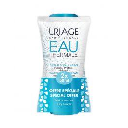 Uriage Duo pakiranje Krema za ruke (50% popusta na drugi proizvod)