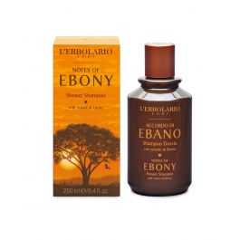 L'Erbolario Accordo di ebano (ebanovina) šampon za tuširanje