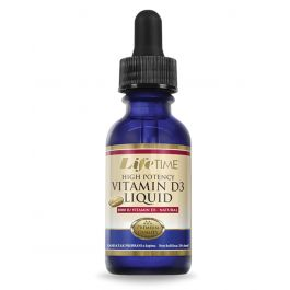 LifeTime Vitamin D3 kapi 1000 I.U.