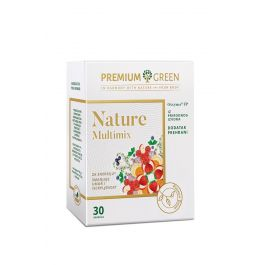 Premium Green Nature Multimix