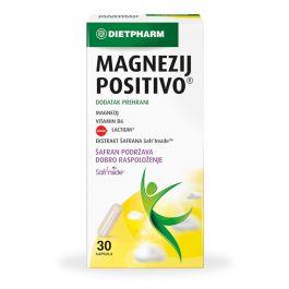 Dietpharm Magnezij Positivo kapsule