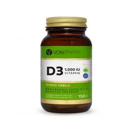 VONpharma Vitamin D3 1.000 I.U.