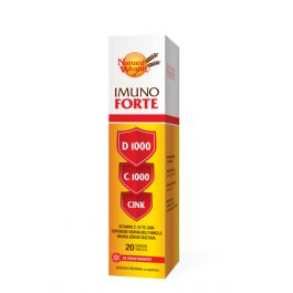 Natural Wealth Imuno Forte D 1000    C 1000   Cink