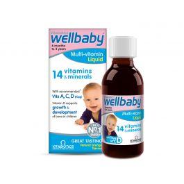 Vitabiotics Wellbaby Liquid 150 ml