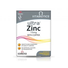 Vitabiotics Ultra Zinc tablete