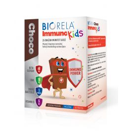 Biorela®Choco Immuno Kids