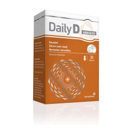 Daily D 4000 IU