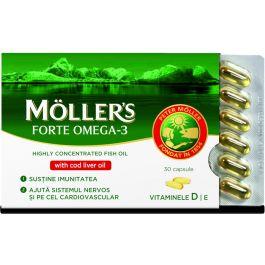 Mollers Omega 3 Forte kapsule
