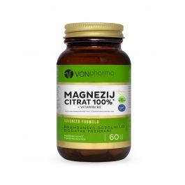 VONpharma Magnezij citrat 100% + vitamin B2