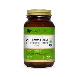 VONpharma Glukozamin & kondroitin s  MSM 1.300 mg