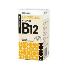 Liposomalni vitamin B12 kapsule