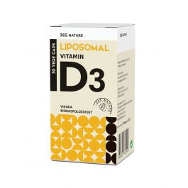 Liposomalni vitamin D3 kapsule