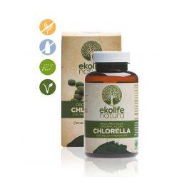 Ekolife natura ekološka alga Chlorella, 240 tableta