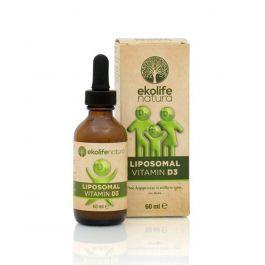 Ekolife natura Liposomalni vitamin D3
