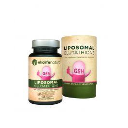 Ekolife Liposomalni glutation, 30 kapsula