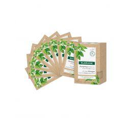 Klorane 2u1 šampon maska s organskom koprivom i glinom