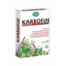 "Esi KARBOFIN® FORTE ""naturcaps"" kapsule"