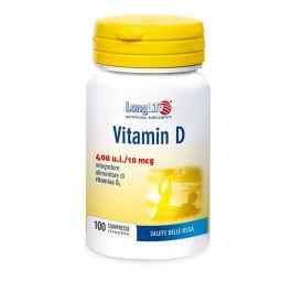 LongLife vitamin D 400 I.U.