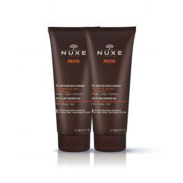 Nuxe višenamjenski gel za tuširanje za muškarce Duo pack 2 x 200 ml