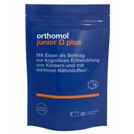 Orthomol junior Ω plus 30