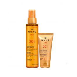 Nuxe Sun paket zaštita kože SPF 30