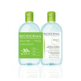 Bioderma Sebium H2O, 500 ml -30% na drugi proizvod