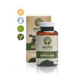 Ekolife natura ekološka alga Spirulina, 240 tableta