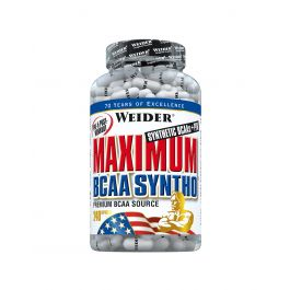 Weider Maximum BCAA Syntho + PTK kapsule