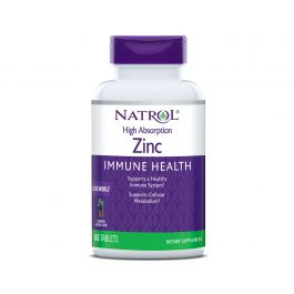 Natrol Zinc High Absorption