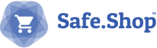 Safe shop logo